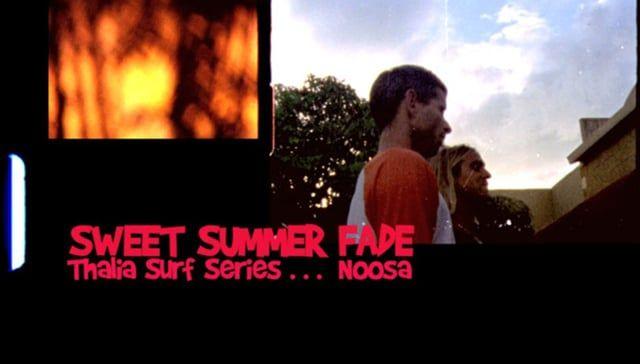 Sweet Summer Fade - Noosa