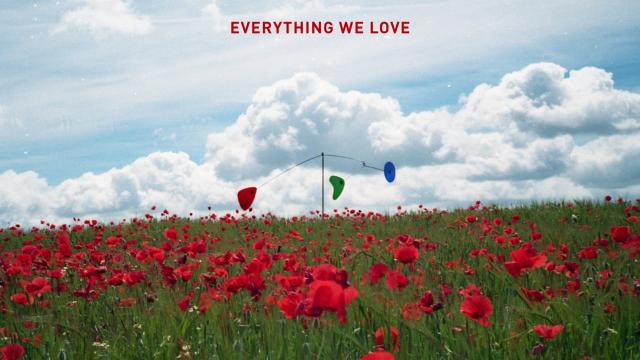 Everything we love