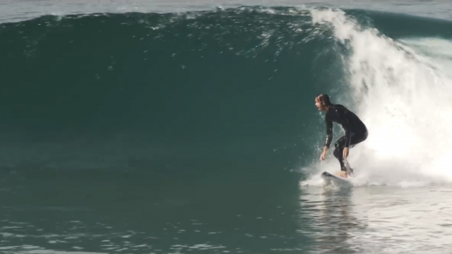 Jordy Smith   Beyond The Tour - South Africa