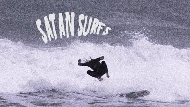 SATAN SURFS - OTIS CAREY