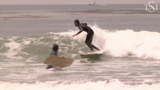 POV Shorts: Dan Malloy & Dane Reynolds Board Swap