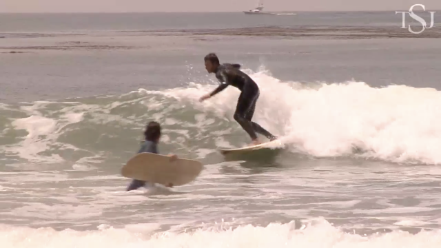 POV Shorts: Dan Malloy & Dane Reynolds Board Swap