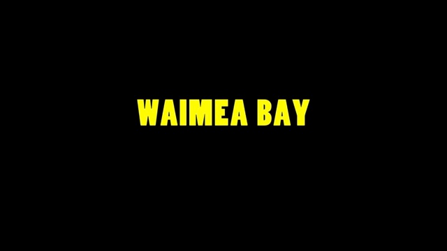 LICENSE TO CHILL | WAIMEA BAY