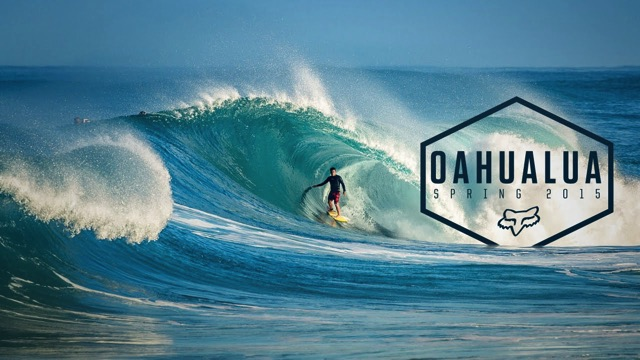 Fox Surf Presents | Oahualua | Bruce Irons, Bede Durbidge, Damien Hobgood, Keanu Asing, Ian Wlash
