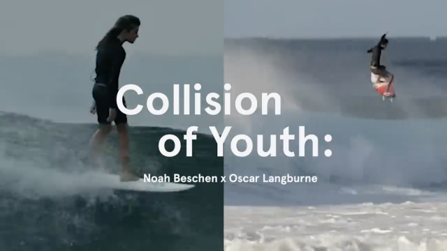 Noah Beschen x Oscar Langburne: Surf, Music, Instagram, Youth