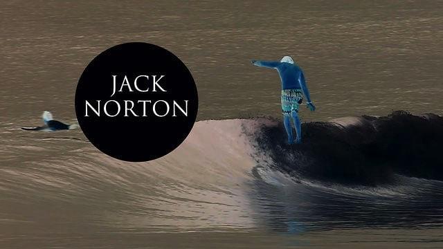 Jack Norton in Bali