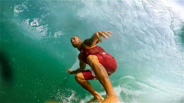 GoPro : Coco Nogales - Puerto Escondido 08.12.15 - Surf