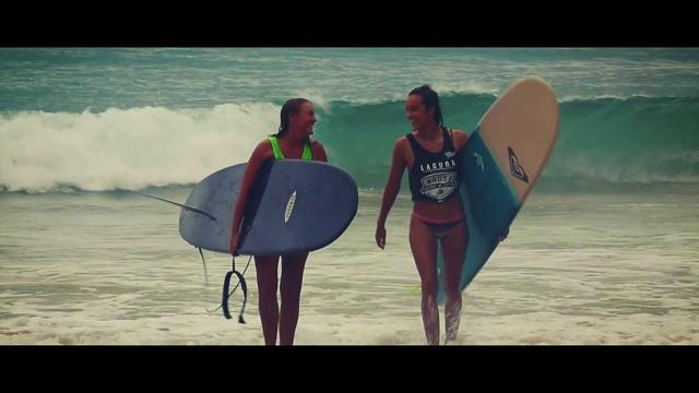 Justine Mauvin - Damien Castera // Australie clip 3