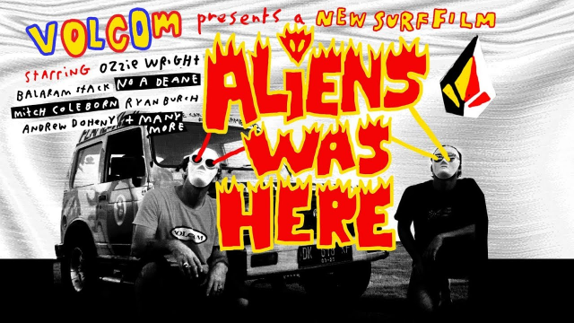 Aliens Was Here - Full Movie | Volcom Surf