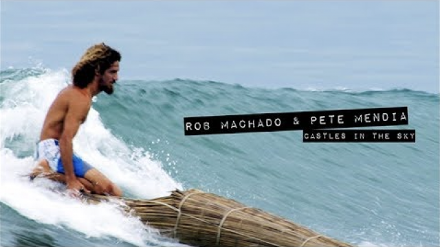 Rob Machado in CASTLES IN THE SKY (The Momentum Files)