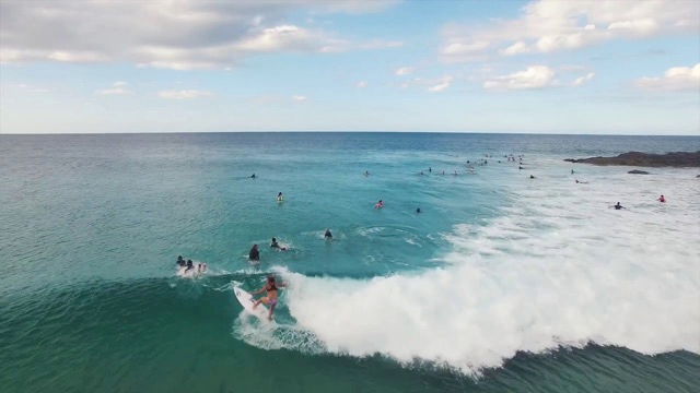 Coco Ho - Gasoline - Surfing Snapper Rocks
