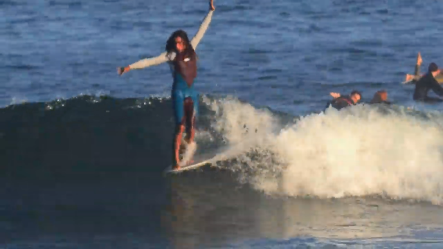 Moon Session: Zach Flores & Saxon Wilson at Malibu