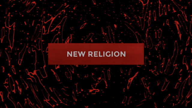 NEW RELIGION - THE WILLIAM ALIOTTI MOVIE