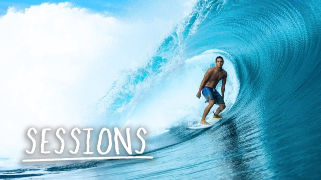What perfection looks like at Teahupo'o 2018's first swells. | Sessions