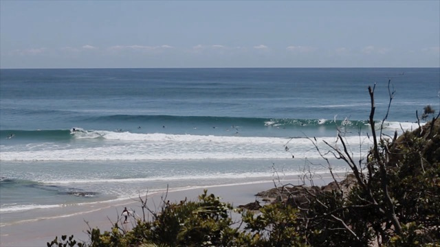 WRECKED - Jack Lynch in Byron Bay December 2015
