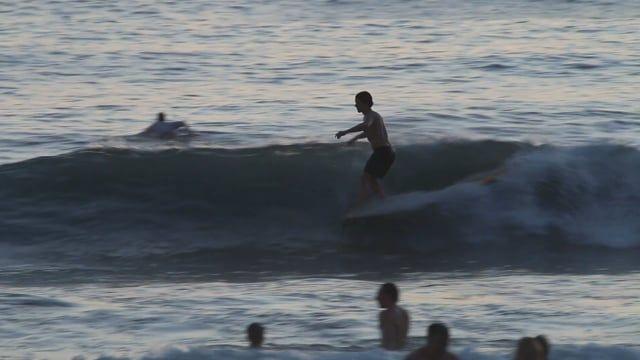 Elliot Dudley in Costa Rica