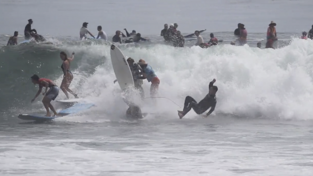 LNF: LOWERS RAID 2012