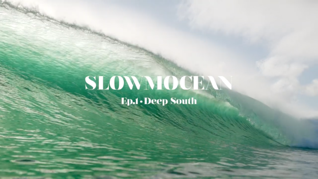 Slowmocean Ep.1 Deep South
