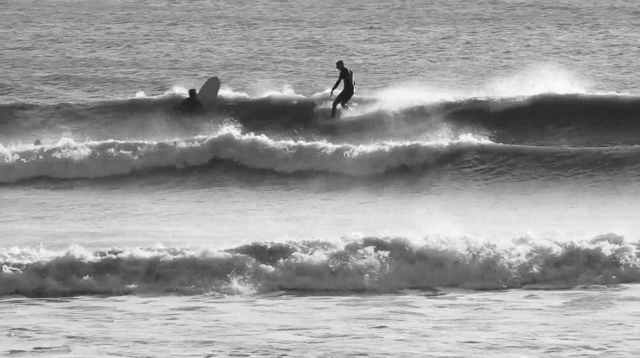 A South Swell in Winter