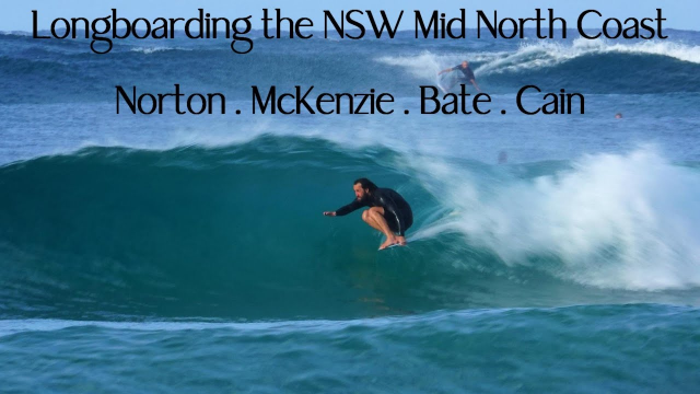 Crescent Head - Jack Norton/Jack McKenzie/Matt Bate and Chris Cain.