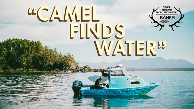 """""""Camel Finds Water"""""""