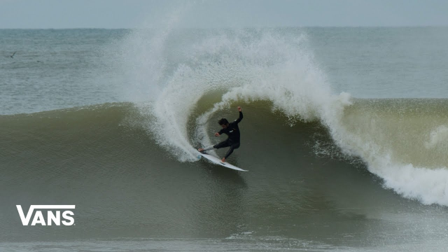 Tomas Hermes' Reconectando | Surf | VANS
