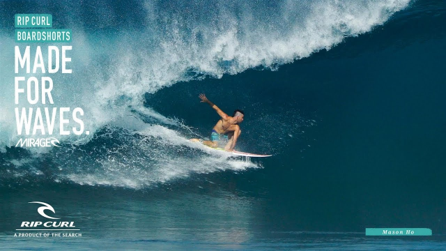Mason Ho Winter Highlights | Made For Waves by Rip Curl