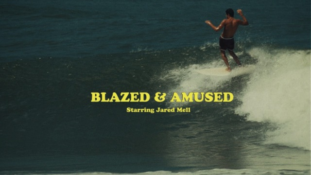 Jared Mell - Blazed & Amused