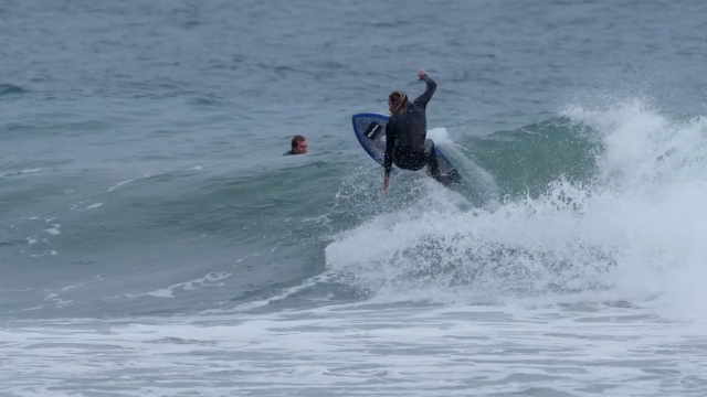 Asher Pacey Signature Twin Fin Clip