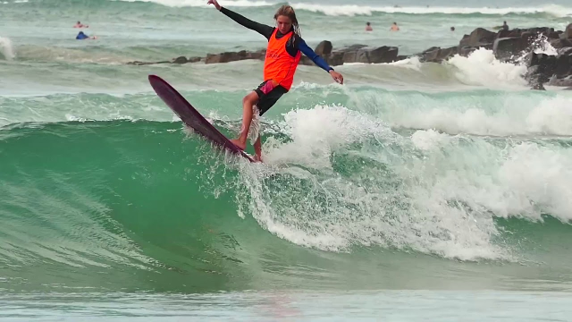 Landen Smales Noosa Festival Of Surfing Highlights 2019