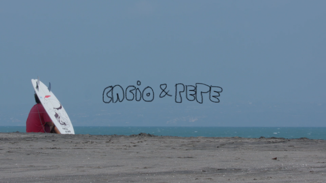 CACIO&PEPE feat LEE WILSON