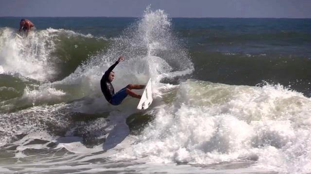 Brett Barley | Outer Banks | Tropical Storm Karl