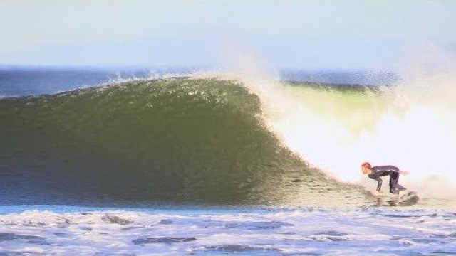 Surfing Offshore Perfection Raw | California