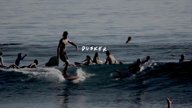 Dusker - Tosh and Joel Tudor - Doubles x Thalia Surf