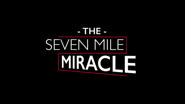 The Seven Mile Miracle by Woodrow Creations.