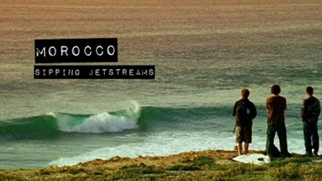 Dorian, Losness & Malloy in Morocco from SIPPING JETSTREAMS (The Momentum Files)
