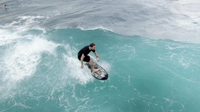 Austin Eckardt: 1 Minute Surf Edit Puerto Rico