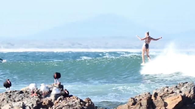 Longboarding the Coffs Coast with Fraser/Tia/Nigel/Hisamoto/Sam