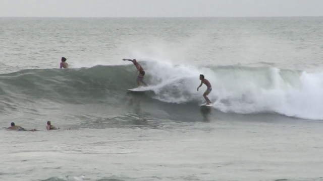 Slater Hater Bali freesurf session