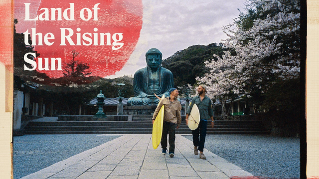 Land of the Rising Sun