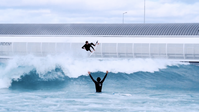 URBNSURF Melbourne | Commissioning With Wavegarden