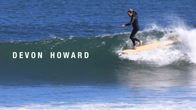 Devon Howard | NobodySurf Originals