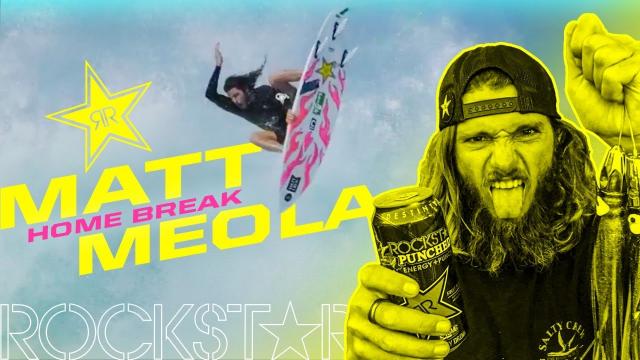 Matt Meola | HOME BREAK