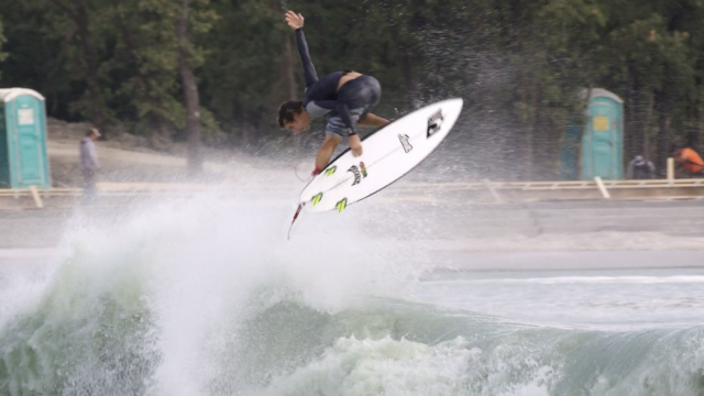 Texas Made: The Five Hour Surf Trip