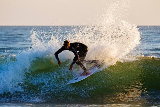 Surfline Surf Guide 2016 - Eric Geiselman Skeleton Key 2