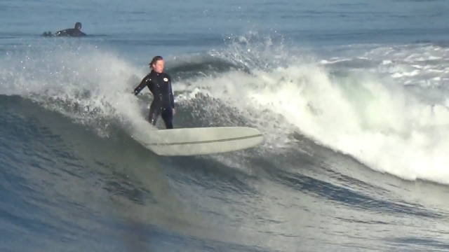 Winter in Hermosa, CA with Kris Hall