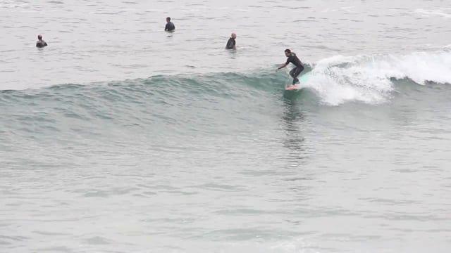 VENON SURFBOARDS   7'6 VENON EGG, ION EIZAGUIRRE