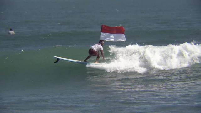 Indonesia Independence Day Surf 2018