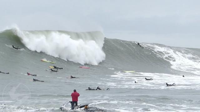 Santa Cruz Waves Presents: Mavericks Wipeouts