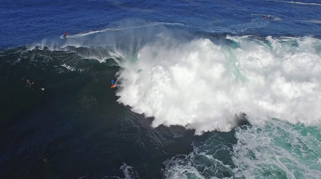 Shipstern Bluff From Above // Eyes in the Sky Visuals